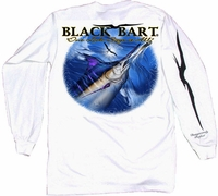 Black Bart ''One Look Says It All'' Long Sleeve T-Shirts