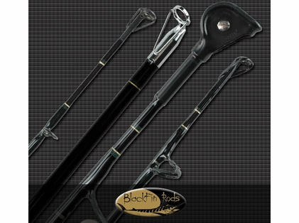 Blackfin Saltwater Tuna Standup Fishing Rods