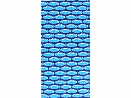 Bluefin USA Bluefin Logo Sun Guard Buff