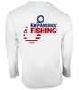Bluefin USA Bluetex KAF Hook Long Sleeve Shirt