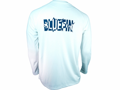 Bluefin USA BlueTex Large Tuna Tee