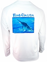 Bluefin USA BlueTex Marlin Jumper Tee