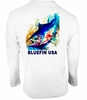 Bluefin USA Bluetex Pop Tuna Long Sleeve Shirt