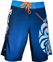Bluefin USA Marlin Medallion 4-Way Boardshorts