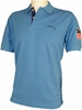 Bluefin USA Pacific Polo Piquet Shirt