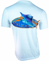 Bluefin USA Sailfish Fly Polycotton Short Sleeve Tee