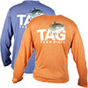 Bluefin USA TAG Long Sleeve Tech Tee