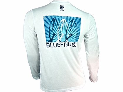 Bluefin USA Tuna Ovation Polycotton Long Sleeve Tees