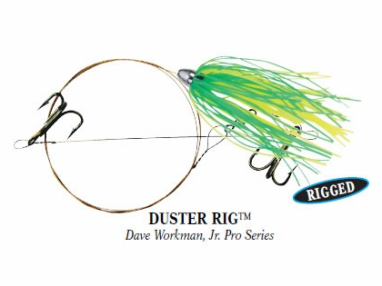 Boone Duster Trolling Rig
