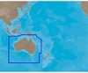 C-Map MAX Electronic Marine Charts - Australia & New Zealand