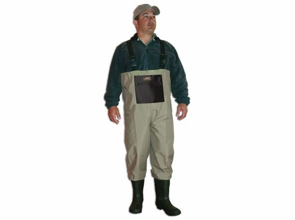 Caddis Breathable Bootfoot Waders - Lug Sole