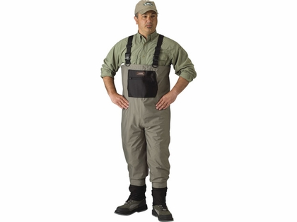 Caddis Breathable Stockingfoot Waders Stout
