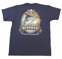 Calcutta Old School Marlin Tee