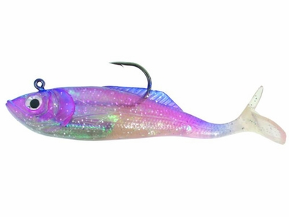 Calcutta Flashfoil Shads - 5 inch