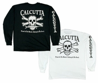 Calcutta Long Sleeve Original Tee (XX-Large)
