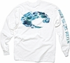Costa Del Mar Born on the Water LS Shirt