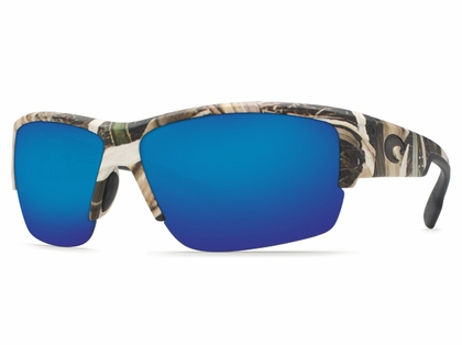 Costa Del Mar HT-65-OBMP Hatch Sunglasses
