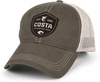 Costa Del Mar Shield Trucker Hat
