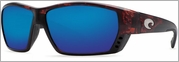 Costa Del Mar TA-10-OBMGLP Tuna Alley Sunglasses
