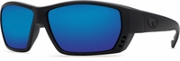Costa Del Mar Tuna Alley Sunglasses 400G Blackout Frame