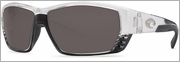 Costa Del Mar Tuna Alley Sunglasses 400G Crystal Frame