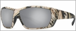 Costa Del Mar Tuna Alley Sunglasses 580G Mossy Oak Camo Frame