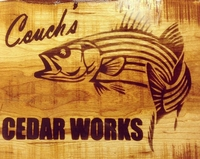 Couchs Cedar Works Lures