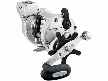 Daiwa Accudepth Plus-B ADP47LCBL Line Counter Levelwind Reel L/H