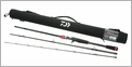 Daiwa Ardito Multi-Piece Travel Rods