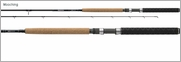 Daiwa DXS Salmon & Steelhead Trolling and Mooching Rods