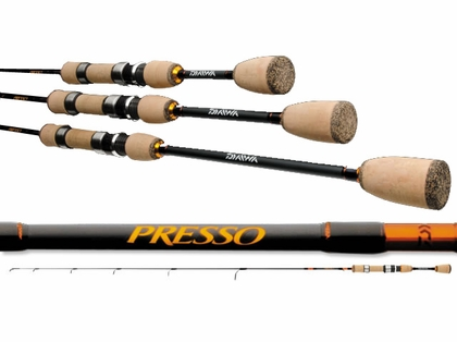 Daiwa PSO802ULFS Presso Ultralight Spinning Rod