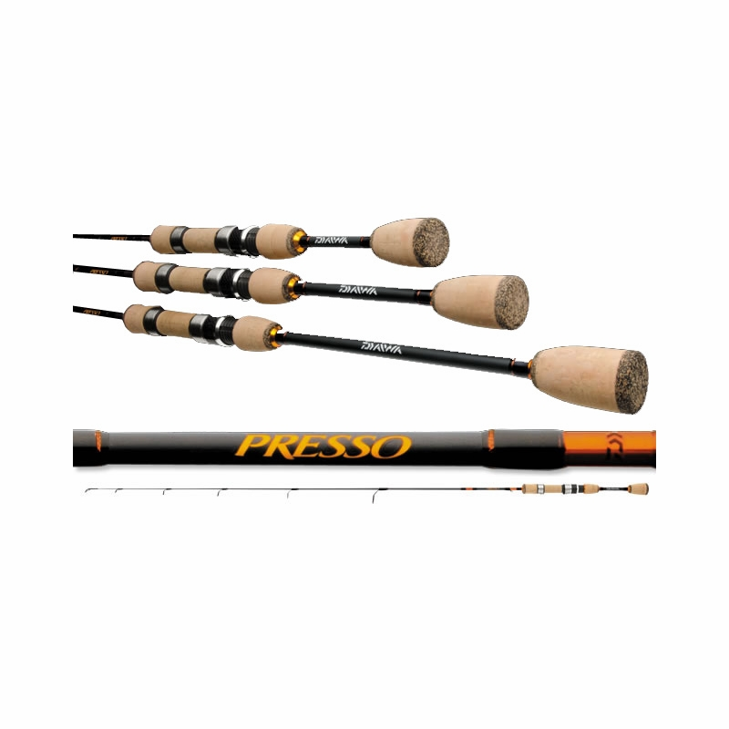 daiwa presso ultralight spinning rods | tackledirect, Reel Combo