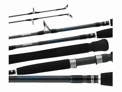 Daiwa Saltist Boat Jigging Conventional Rods
