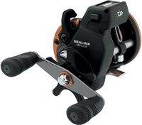Daiwa SG17LC3BW Sealine Line Counter Reel
