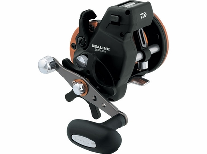 Daiwa SG27LC3B Sealine Line Counter Reel