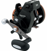 Daiwa SG47LC3B Sealine Line Counter Reel