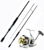 Daiwa Team Rod / Lexa Reel Spinning Combos