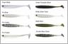 Damiki Anchovy Shad Soft Swimbaits