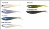 Damiki Gizzard Shad Soft Swimbait