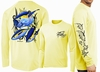 David Dunleavy DMW8005 Yellowfin Tuna Long Sleeve Tees