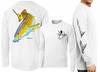 David Dunleavy DMW8010 Redfish Long Sleeve Tees