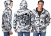 David Dunleavy Striper Deco Hoodies