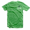 Deep Ocean Lime Wave T-Shirt