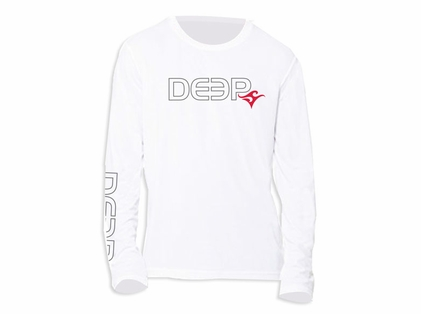Deep Ocean Performance UPF 30 Long Sleeve Shirts