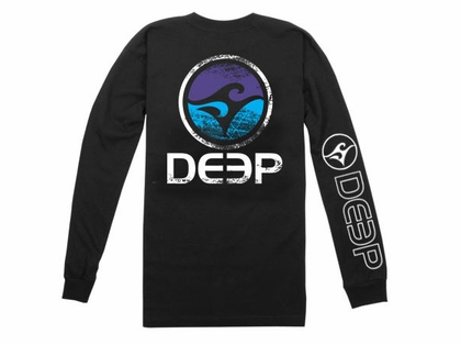 Deep Ocean Rasta Long Sleeve Shirt