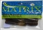 Dockside Bait and Tackle Matrix Shad Soft Bait - Avocado