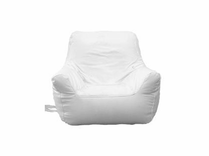 E-SeaRider MA-002-SS Medium Armchair Marine Bean Bag White