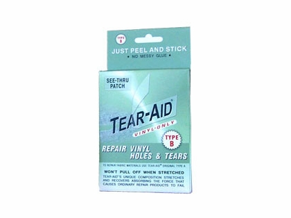 E-SeaRider Tear Aid Vinyl RK-TA Repair Kit Type B