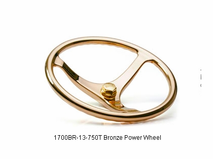 Edson 1700BR-13-750T Bronze Power Wheel