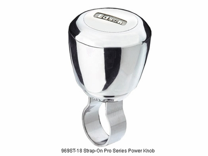 Edson 969ST-18 Stainless Strap-On Pro Series Power Knob